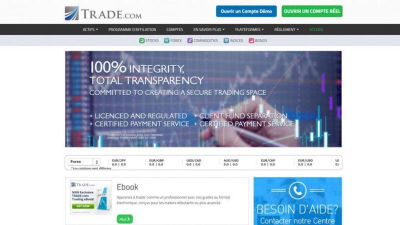 recensione di trade.com forex