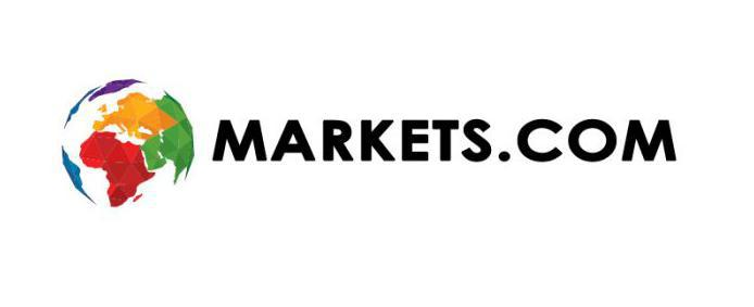 logo del broker dei mercati