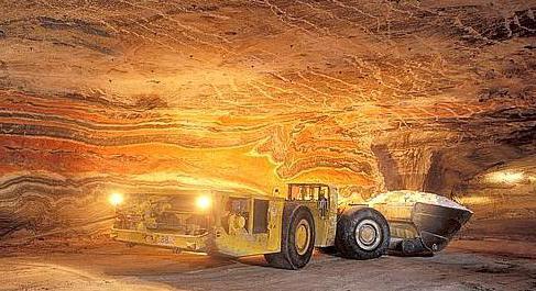 miniera di terre rare