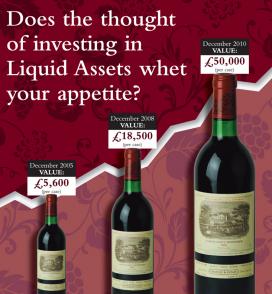 Pubblicità che investe nel vino